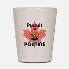 Poutine Shot Glass