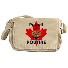 Poutine Messenger Bag