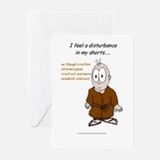 Disturbance in My Shorts Cards (Package
