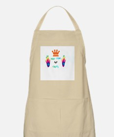 keep calm and create Apron