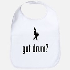 Snare Drummer Bib