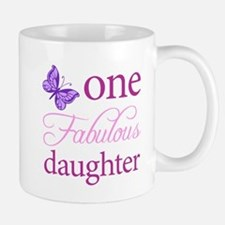 One Fabulous Daughter Mug