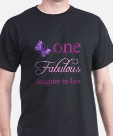 One Fabulous Daughter-In-Law T-Shirt