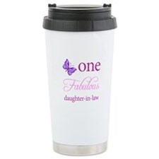 One Fabulous Daughter-In-Law Travel Mug