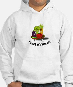 Funny Meals on Wheels Hoodie