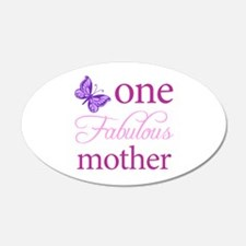 One Fabulous Mother Wall Decal