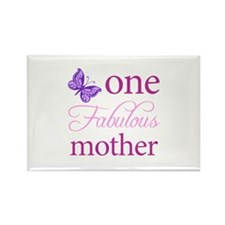 One Fabulous Mother Rectangle Magnet