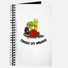 Funny Meals on Wheels Journal