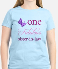 One Fabulous Sister-In-Law T-Shirt