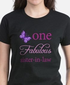 One Fabulous Sister-In-Law Tee