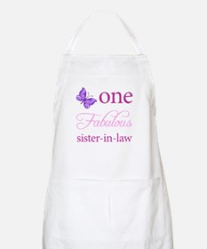 One Fabulous Sister-In-Law Apron