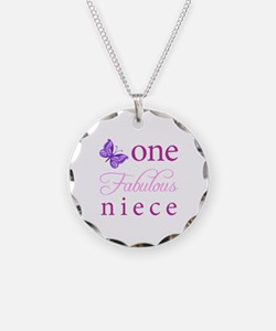 One Fabulous Niece Necklace