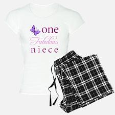 One Fabulous Niece Pajamas