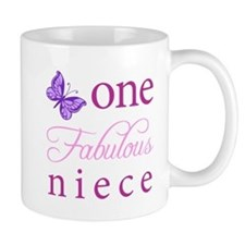 One Fabulous Niece Mug
