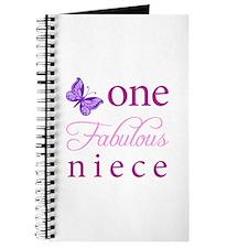 One Fabulous Niece Journal