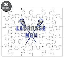 Lacrosse Mom Puzzle
