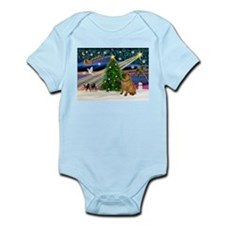 XmasMagic/Sharpei Infant Bodysuit