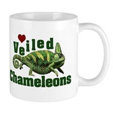 Love Veiled Chameleons Mug