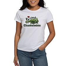 Love Veiled Chameleons Tee