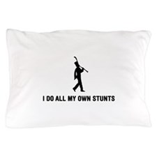 Clarinet Player Pillow Case