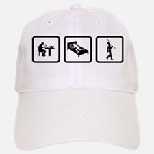 Clarinet Player Baseball Baseball Cap