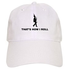 Bass Clarinet Player Baseball Cap