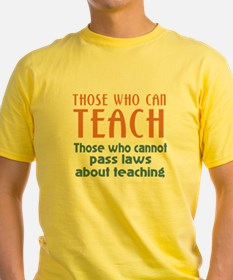Those Who Can T