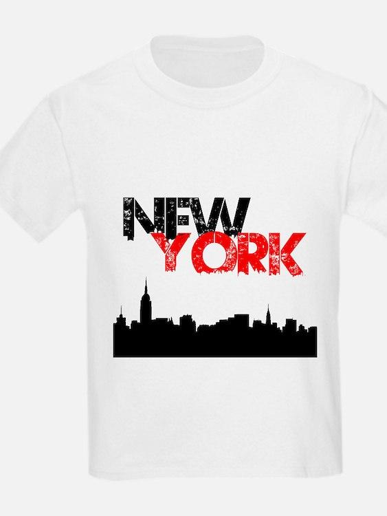 Ny T Shirts Shirts Tees Custom Ny Clothing