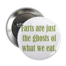 """Farts are just the Ghosts 2.25"""" Button"""