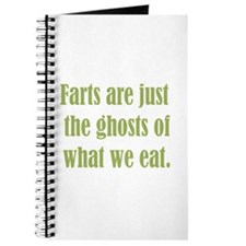 Farts are just the Ghosts Journal