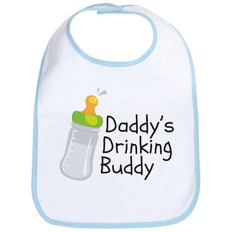 Daddys Drinking Buddy Bib