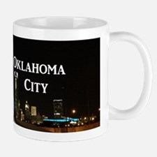 Oklahoma City Mug