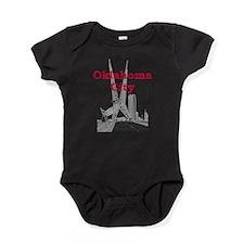 Oklahoma City Baby Bodysuit