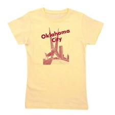 Oklahoma City Girl's Tee