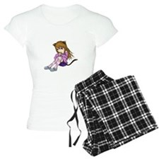 Chibi Cat Pajamas