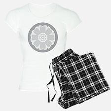 White Lotus Tile Pajamas