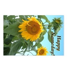 Nameday Postcards (Package of 8)