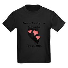 Somebody In Nevada Loves Me T-Shirt