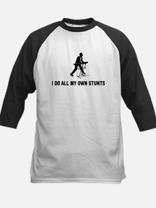 Keyboardist Kids Baseball Jersey