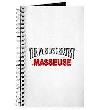 """The World's Greatest Masseuse"" Journal"