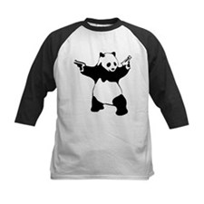 Panda guns Baseball Jersey