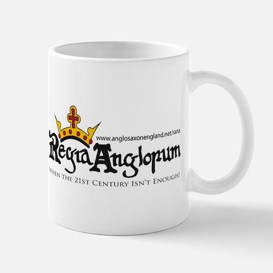 Regia Anglorum Logo Mug
