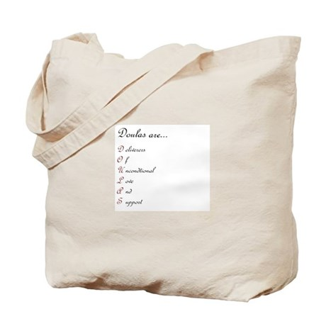 Doulas are... Tote Bag