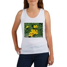 California state flower~ The poppies Tank Top
