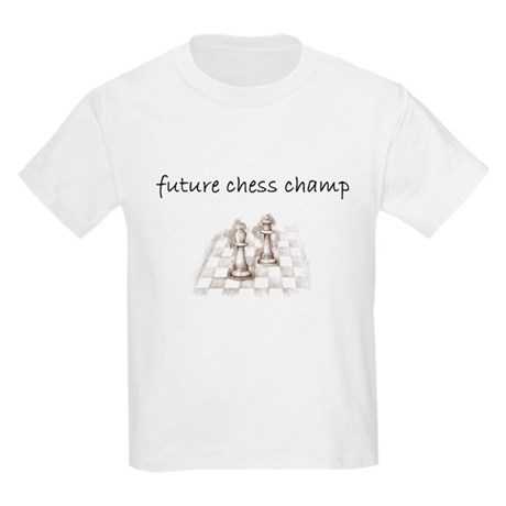 future chess champ.JPG T-Shirt