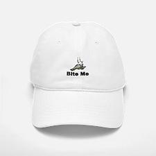 Bite Me Baseball Baseball Baseball Cap