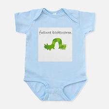 future bookworm.bmp Body Suit