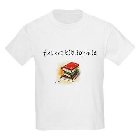 future bibliophile.JPG T-Shirt