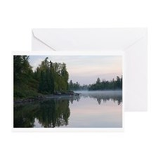 Early Fog Greeting Cards 10p