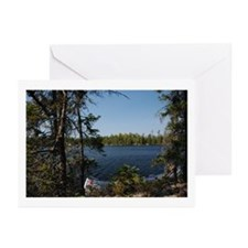 Canoe Country Greeting Cards (Package 10p)